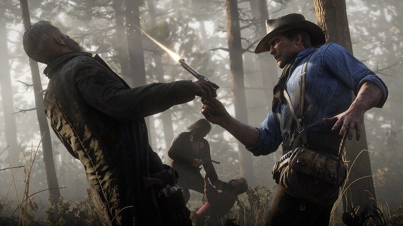 Days of Play Red Dead redemption II