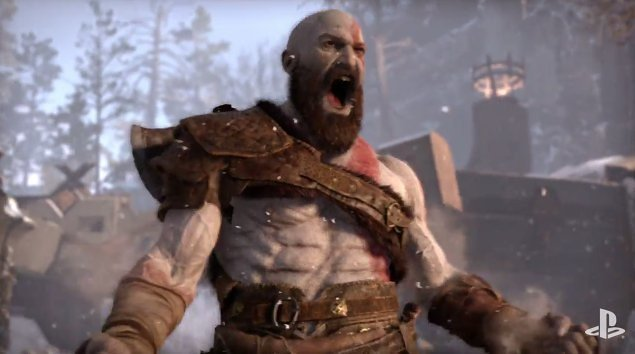 Days of Play God of war